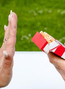 Tabakentwöhnung nach BdP